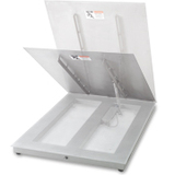 PFA579lift - Floor Scales with Hinged Load Plate